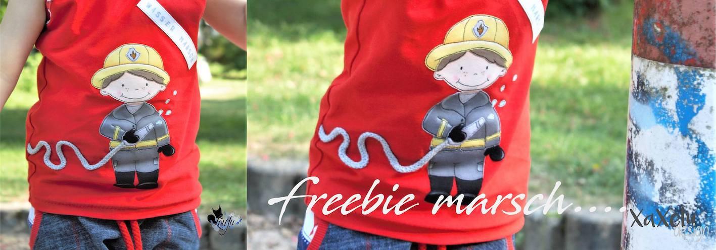 …ich will Feuerwehrmann werden …..